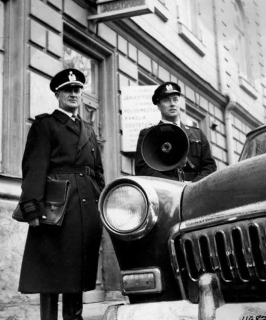 vol_Oulu Police Chief aprx 1960
